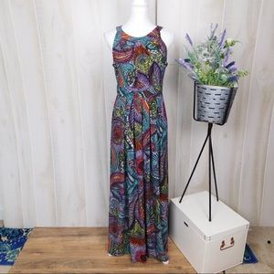Soma Patterned Soft Maxi Dress